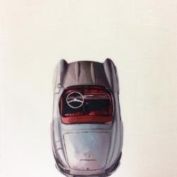 EM Vincent - Silver Benz