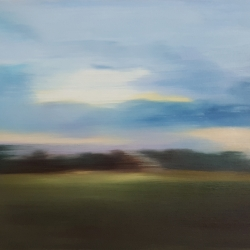 Shannon  Dickie  - Summer Clouds #3