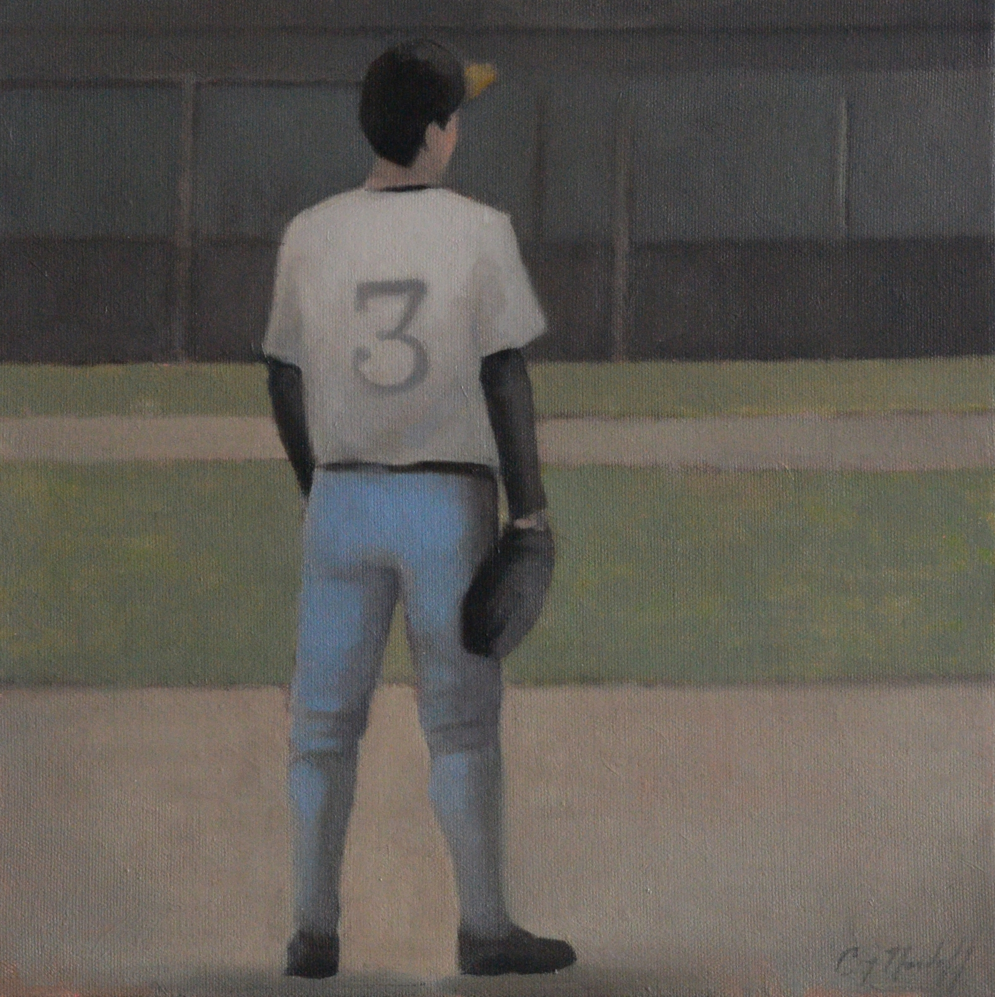 Outfield  by Greg Nordoff
