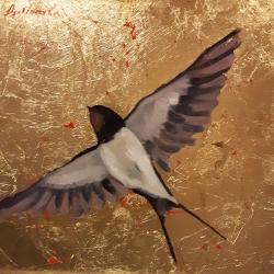 Diliana Popova - Byzantine Sparrow 3