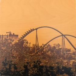 Patrick Lajoie - Joy Ride Orange #8