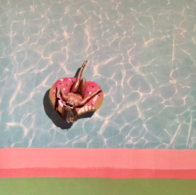Dalia  by Danielle Hession