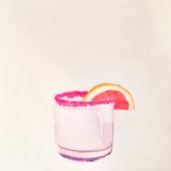 Erin Vincent - Pink Rim