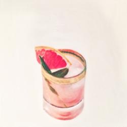 EM Vincent - Vintage Glass