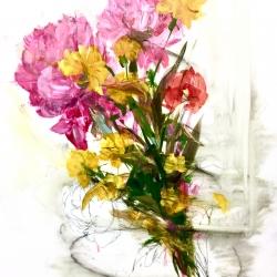 Madeleine Lamont - Large Floral