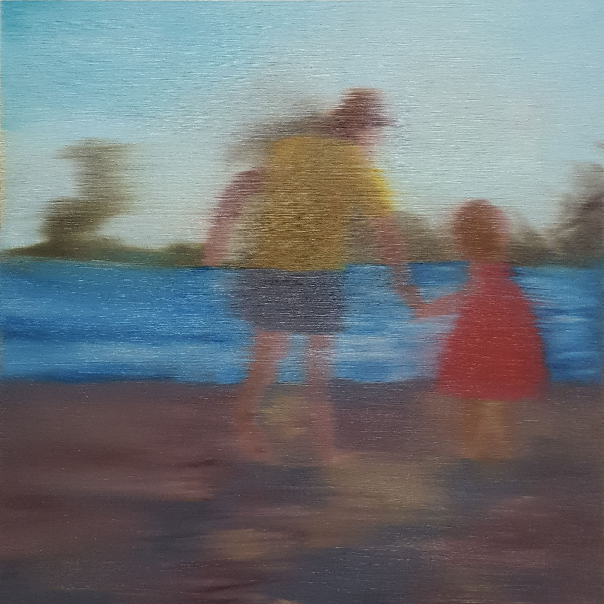 Day at the Beach #11 by Shannon  Dickie