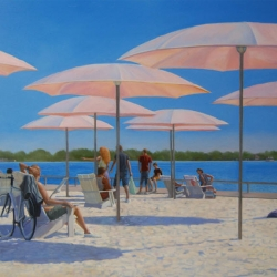 Michael Harris - Toronto People, Sugar Beach