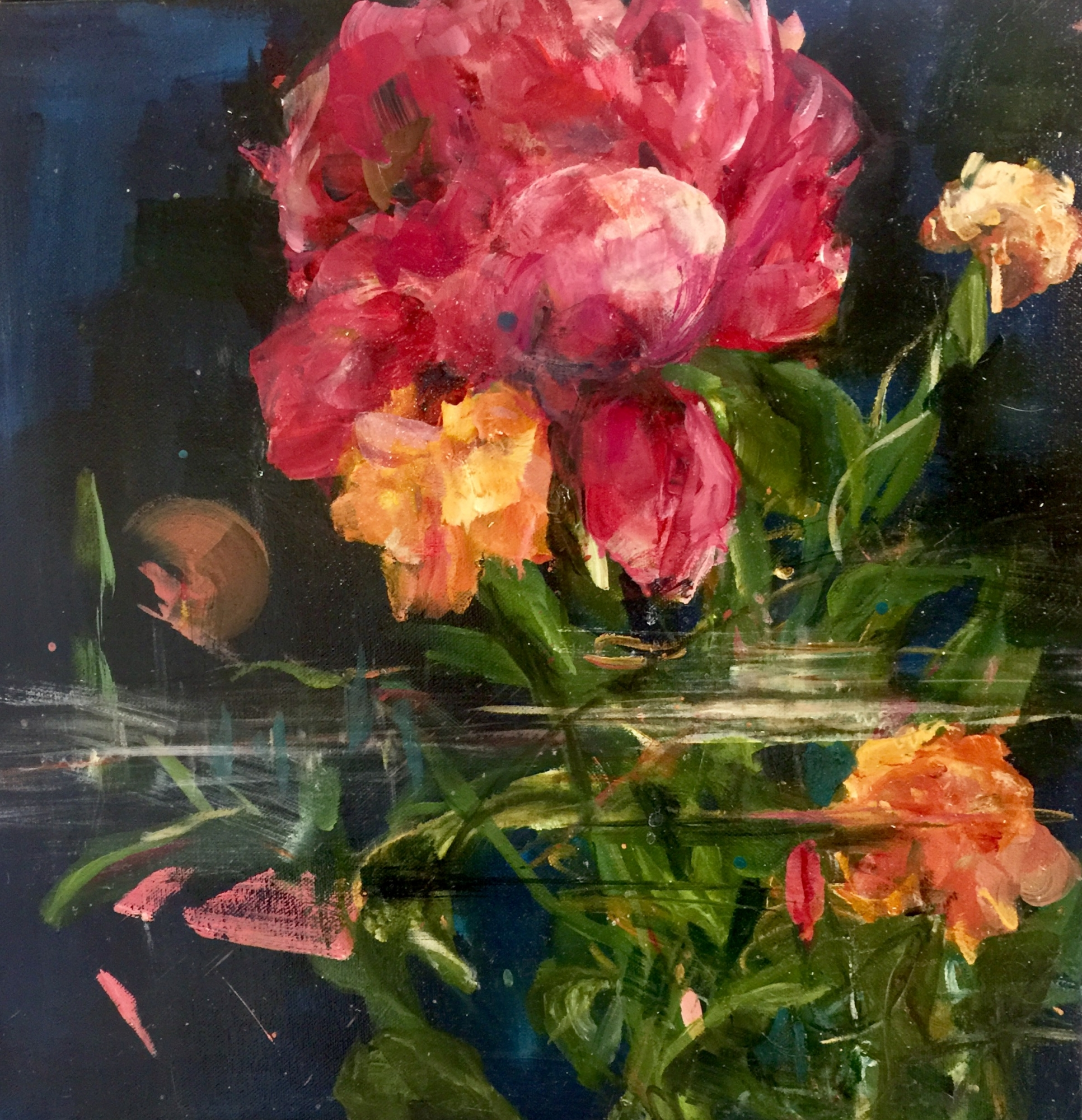 Floral  by Madeleine Lamont