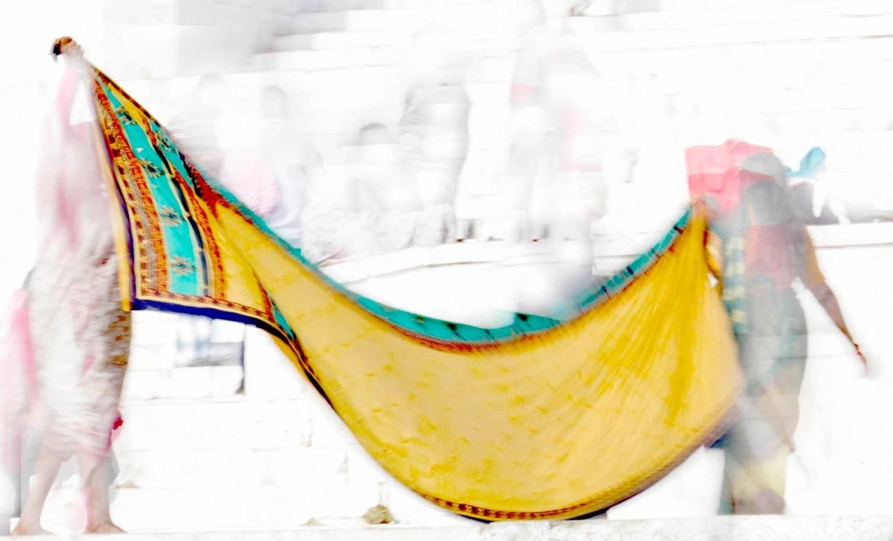 Varanasi #8 by Robert Berlin