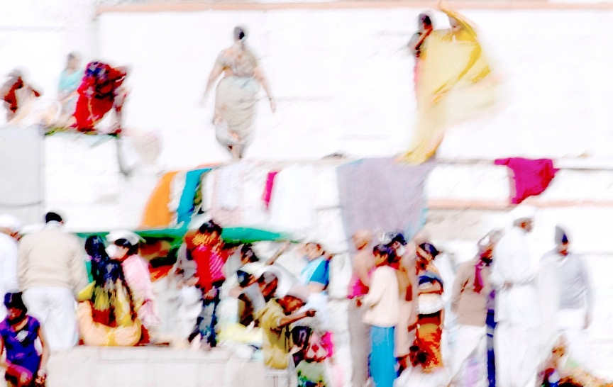 Varanasi #7 by Robert Berlin