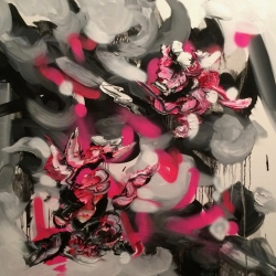 Francisco Gomez - There Upon the Dark of Night - Pink 1
