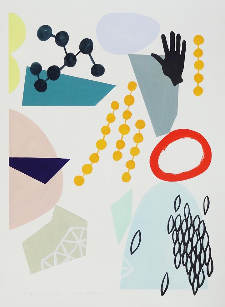 Graphic Anthology I  by Michela Sorrentino