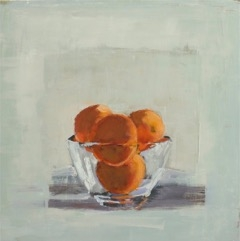 Oranges by Hilda Oomen