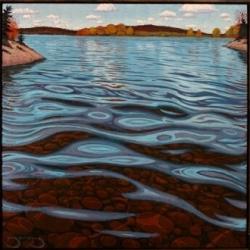 Mark Berens - Lake Vernon Autumn