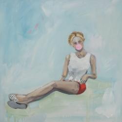 Frances  Hahn - Bubblegum Jamie