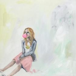 Frances  Hahn - Bubblegum Tara