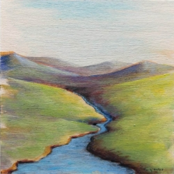 Emily Bickell - Spring Foothills 2