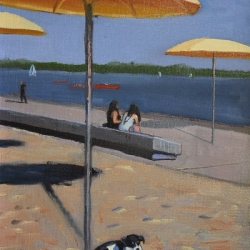 Michael Harris - Sitting in the Sand