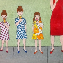 Lori Doody - Going for ice Cream I