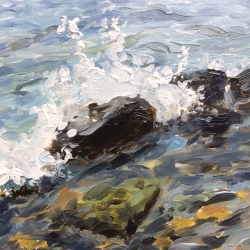 Sharin  Barber  - Waterscape #3