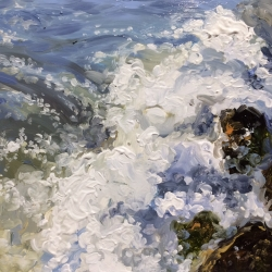 Sharin  Barber  - Waterscape #1