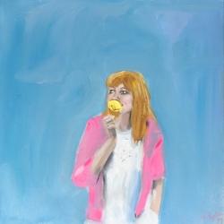 Frances  Hahn - Ice Cream Jamie