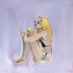 Frances  Hahn - Ice Cream Bree