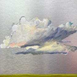Jacquie  Green  - Irish Cloud Study