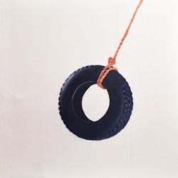 EM Vincent - Tire Swing