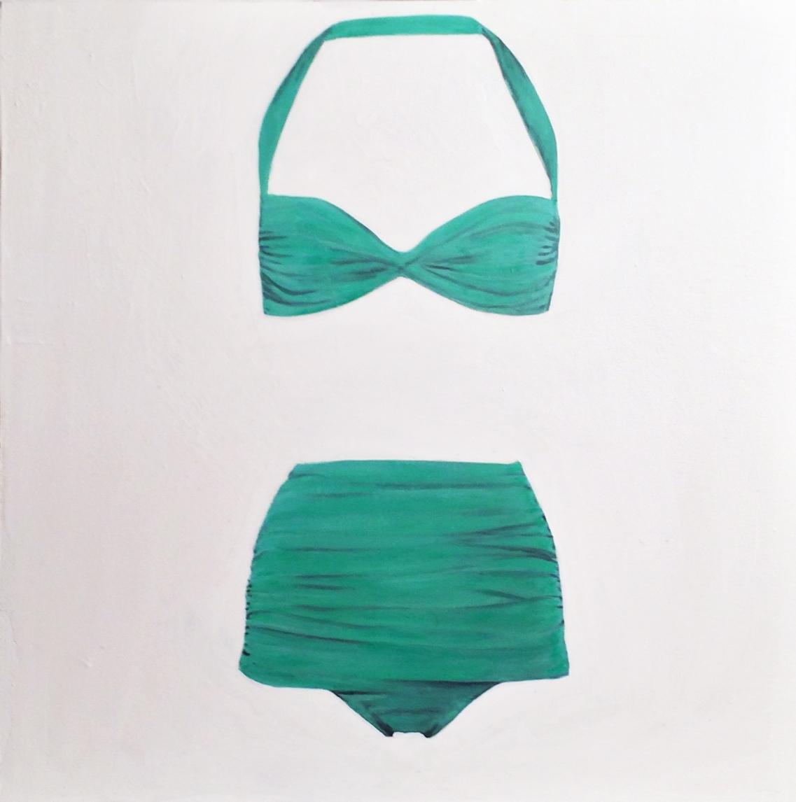 Vintage Bikini  by EM Vincent
