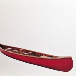 Erin Vincent - Red Canoe
