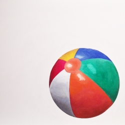 EM Vincent - Beach Ball