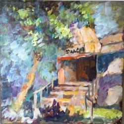 Masood Omer - Coffee House Facade