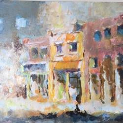Masood Omer - City Morning