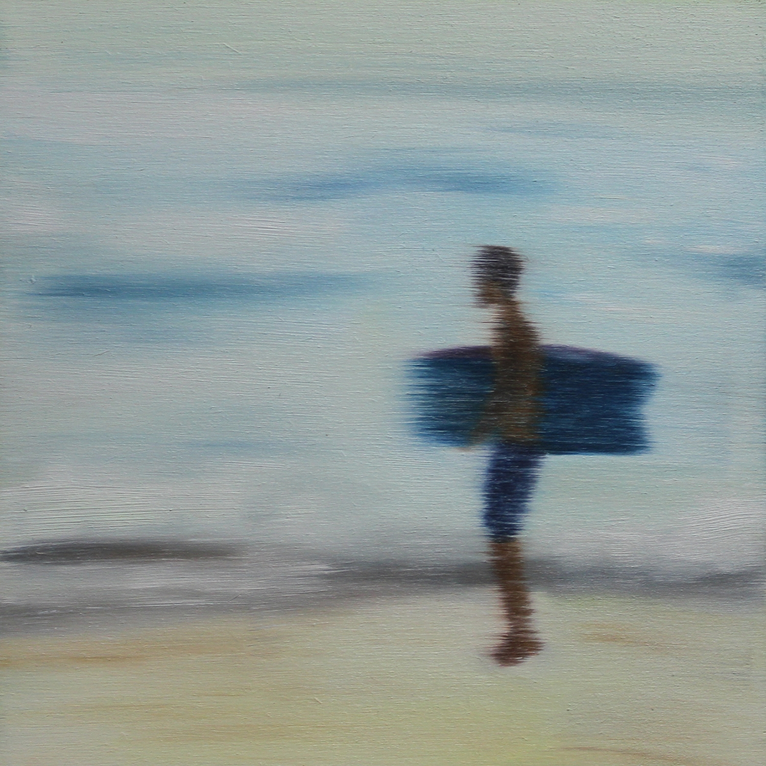Catching Waves #1 by Shannon  Dickie