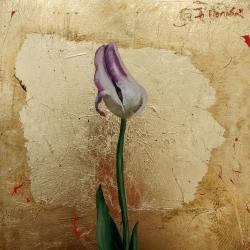 Diliana Popova - Byzantine Tulip II