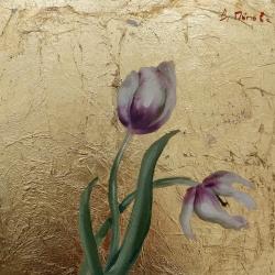 Diliana Popova - Byzantine Tulips III