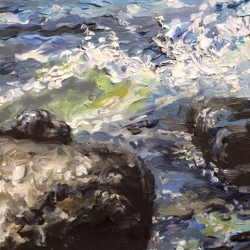 Sharin  Barber  - Waterscape #6