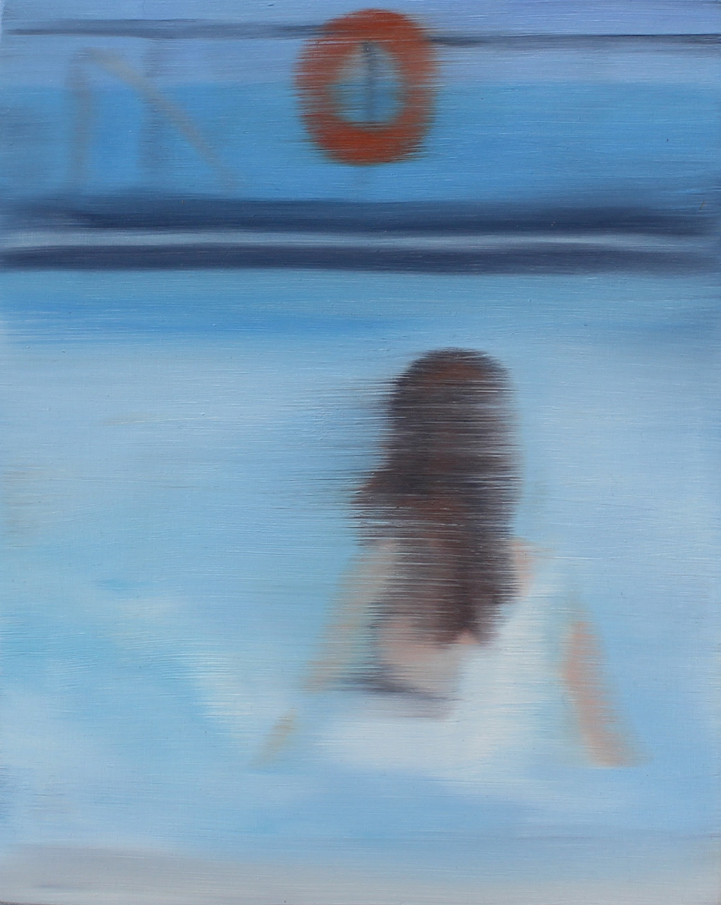 By the Pool #5  by Shannon  Dickie