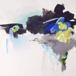 Sylvie  Adams  - Frozen Pond