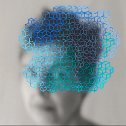 Anna Yuschuk - Blue Cloud