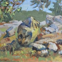 Todd Tremeer - Boulder and Rocks