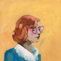 Frances  Hahn - Carin