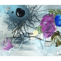 Sylvie  Adams  - Imagination I