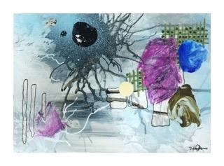 Imagination I  by Sylvie  Adams