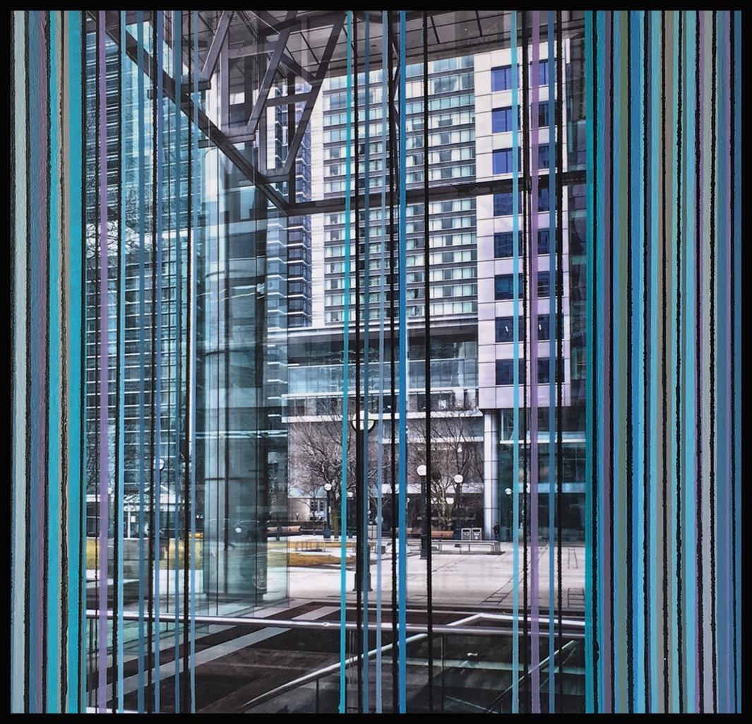 My City: 142 by Jamie MacRae