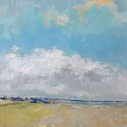 Gabriella Collier - Playful Beach Skies