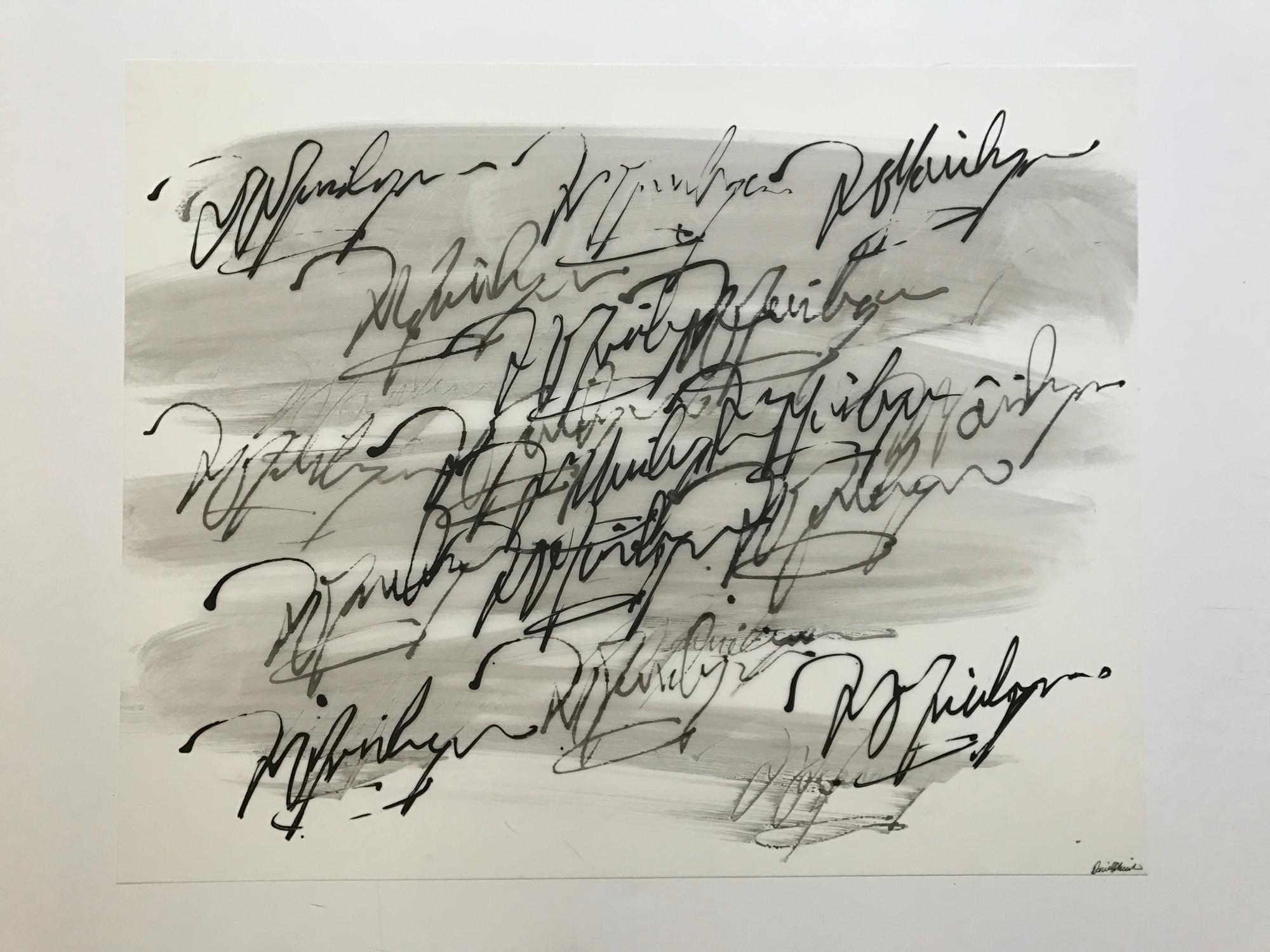 Monroe - Large 2 by Daniel Schneider