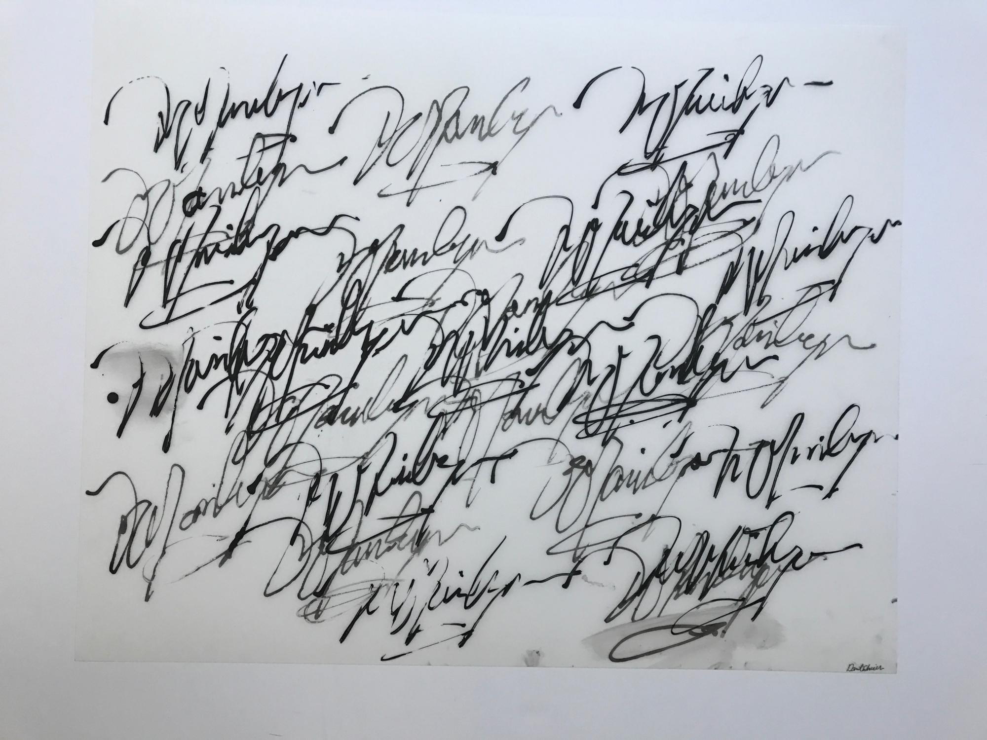 Monroe - Large 3 by Daniel Schneider