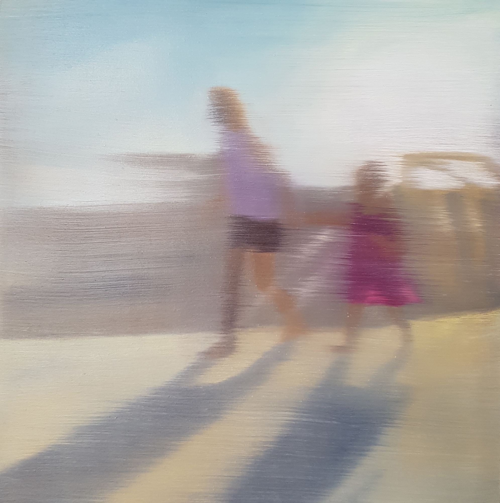 Santa Monica Pier 2 by Shannon  Dickie
